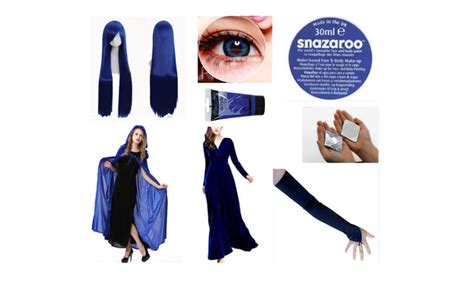 Blue Diamond Costume   DIY Guides for Cosplay & Halloween