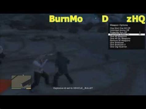 mod gta 5 online ps3 1 20 ps3 gta 5 zombie apocalypse mod with mod menu 1 20