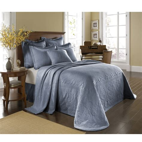 Charles Bedding by King Charles Matelasse Bedspread At Brookstone Buy Now
