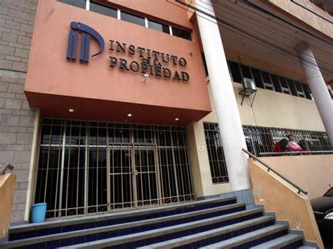 formatos instituto de la propiedad ipgobhn detienen a otro implicado en desfalco en el instituto de