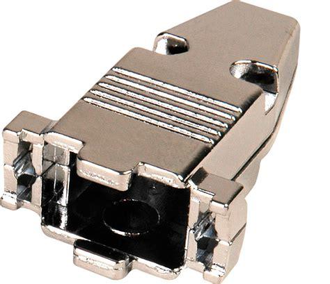 d sub 9 pin metal for 9 pin d sub connectors plenum