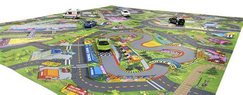 tappeto gioco per bambini tappeto gioco per bambini strade e citt 224 140 x 160 cm