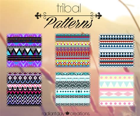 tribal pattern photoshop tribal patterns agusc by radiantday on deviantart