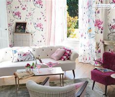 matching wallpaper and curtains fabrics love matching wallpaper with fabric curtains home sweet