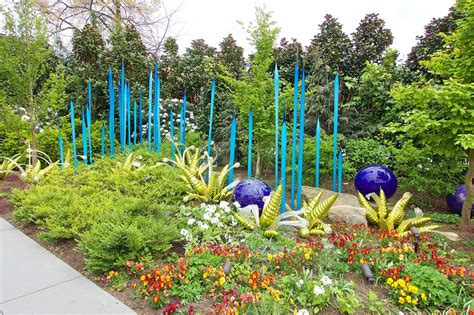 Chihuly Glass Garden by Chihuly Garden And Glass Seattle Wa Plain Chicken