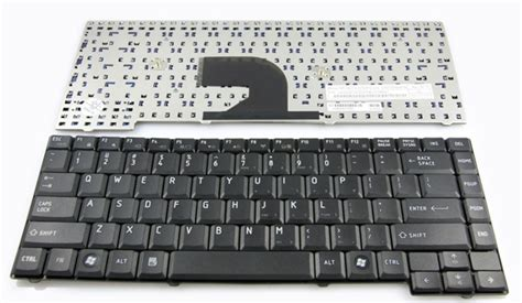 Keyboard Toshiba Satellite L40 A L40d A L45 A L40t A L45d A L45t A 8 keyboard toshiba satellite l40 black jakartanotebook