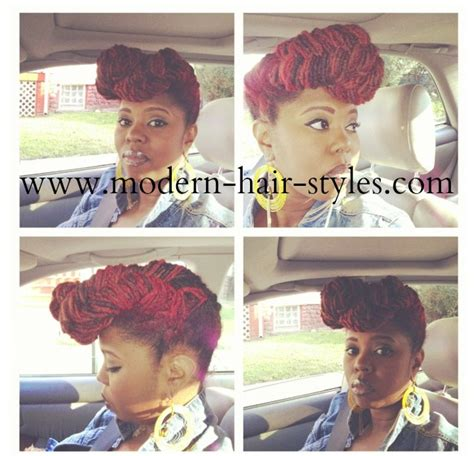 faux locs in south nj pictures of black hairstyles protective natural and