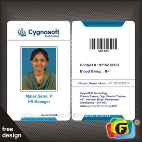 design id cards online free free design novelty id photo card size buy photo card