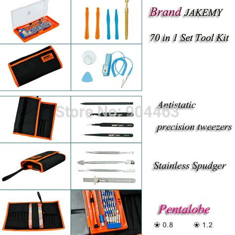 Aliexpress Buy 1set 10 In 1 Spudger Mobile Cell cheap 70 in 1 precision screwdriver set disassemble laptop