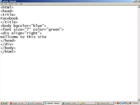 design website html code how to design a simple webpage html 1