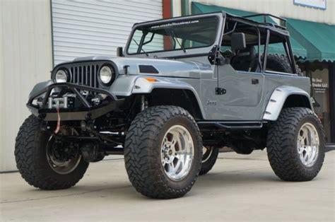 Jeep Cj7 Frame For Sale Cj7 150k Build Ls3 V8 Frame Custom Showtruck