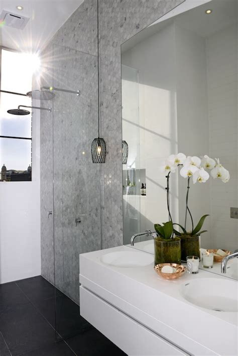 Small Bathrooms Ideas the block glasshouse ensuite week