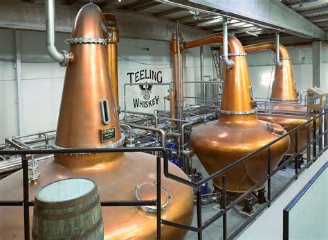 Still On The by Distillation Whisky