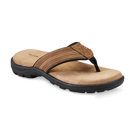 kmart mens sandals thom mcan s corolla sandal brown