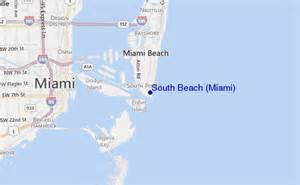 South Beach Miami Map by South Beach Miami Surf Forecast And Surf Reports