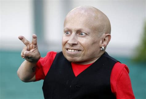 Mini Me Returns To Rehab by Mini Me Actor Verne Troyer Receiving Treatment For