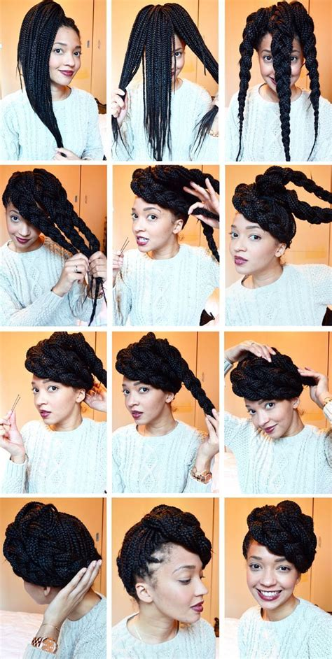 Hairstyle Tutorials For Black by 10 Tutorials For Hair Updos That Are For