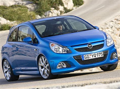 opel corsa opc 2008 opel corsa opc picture 06 of 69 front angle my 2008