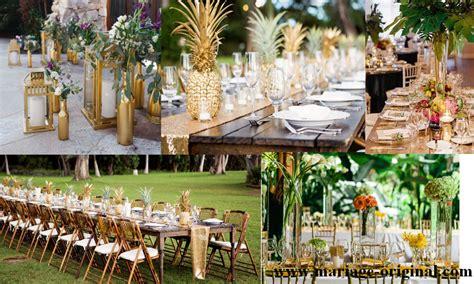 Mason Jar Vases Wedding D 233 Co De Mariage Dor 233 E Paillet 233 E