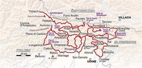 Motorradreise Routenplaner by Infos Reiseberichte Friaul Italien Im Osten Der