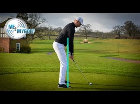 weight shift golf swing drills golf posture and weight shift for more lag youtube