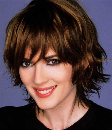 pics of shaggy bobs for curly hair short wavy hairstyles hairstyles 2017 hair colors and