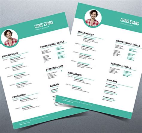 free funky cv template downloads 30 creativi cv templates stabili da utilizzare gratis