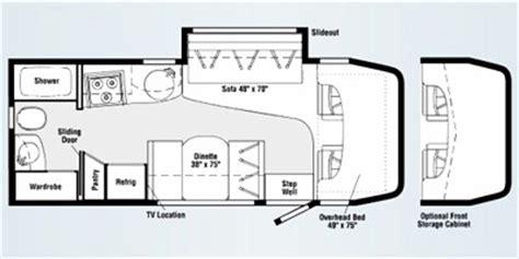 Navion Rv Floor Plans by 2009 Itasca Navion 24h Reviews Winnebago Motorhome Reviews