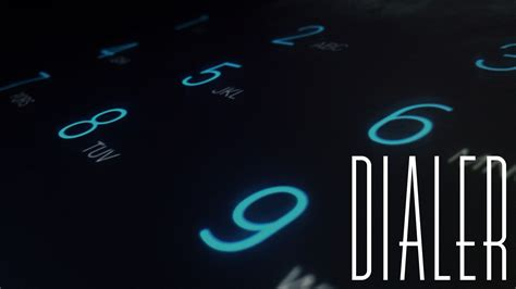 Dialer with Text   Droid Life