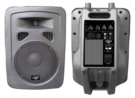 home audio speaker cabinets pylepro pphp1098a home and office pa loudspeakers