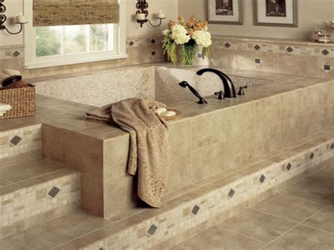 how to make a tile bathtub better feature for modern bathtub tile ideas your dream home