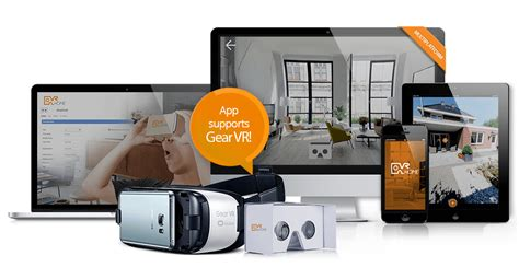vr home app real estate reality cms platform