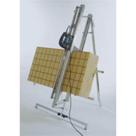 appareils de coupe pour panneaux isolants dosteba ag