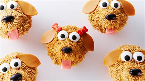puppy birthday cakes cupcake recipe puppy cupcake recipe bite me more