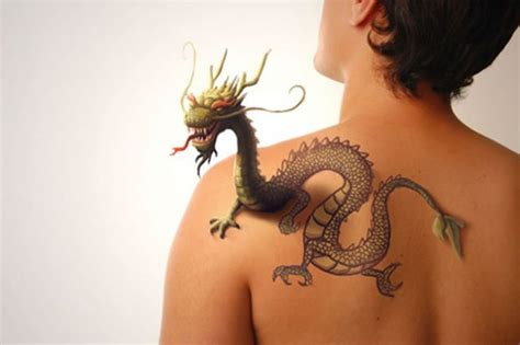 cool 3d tattoos cool 3d designs get more real ideas