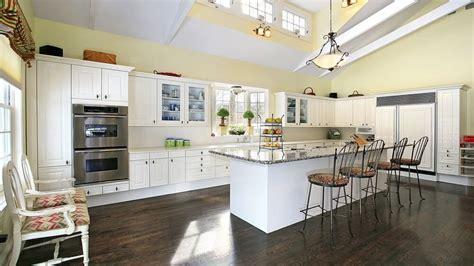 high ceiling kitchen design blue kitchen countertops kitchen with high ceilings high