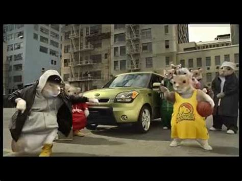 Kia Hamster Commercial 2014 Who Sings New Kia Soul Song 2014 Autos Post