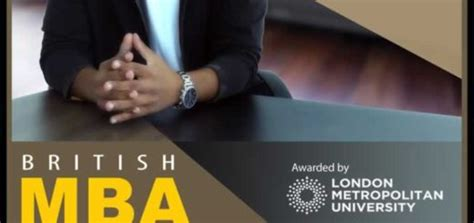 Metropolitan Mba In Sri Lanka by Mba Master Of Business Administration Education Synergyy