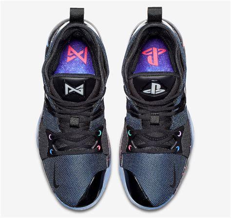 Jual Nike Pg2 Playstation paul george debuts the nike pg2 with a playstation theme justfreshkicks
