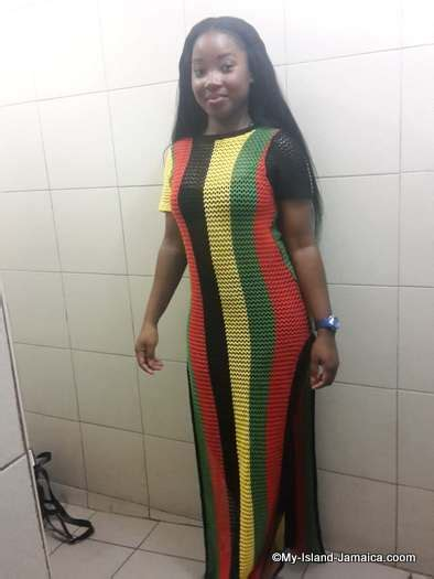 Dres Jamaica jamaican dress its forms formats and functions