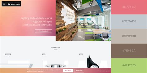 color scheme website 50 gorgeous color schemes from stunning websites visual