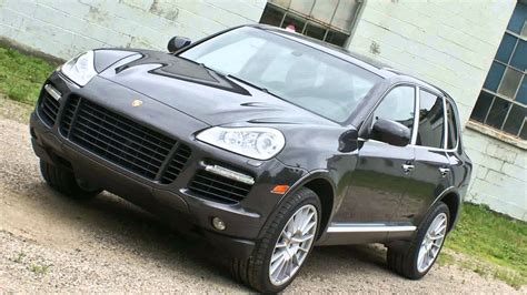 porsche cayenne turbo  youtube