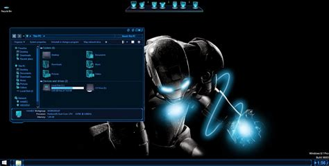 themes for windows 10 jarvis jarvis theme for windows 8 1 windows10 themes i cleodesktop