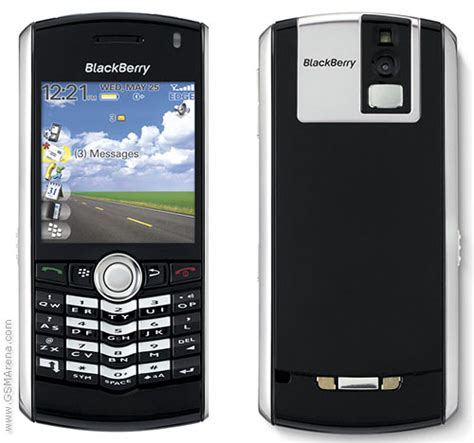 Handphone Blackberry Pearl blackberry pearl 8100 pictures official photos