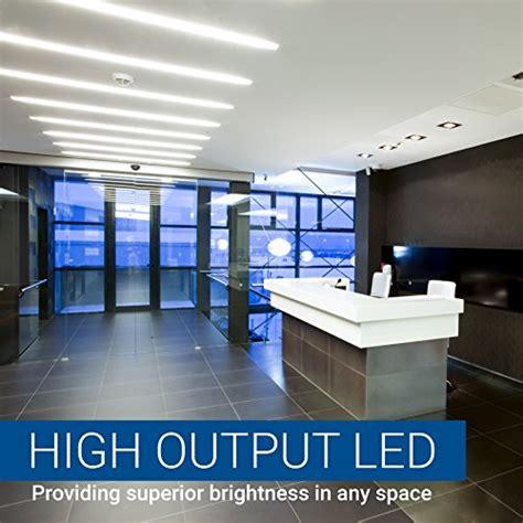 hyperikon led shop light hyperikon t8 led shop light 4ft 18w 40w equivalent