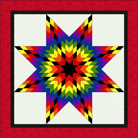 roy g biv lone star by az quilt co craftsy