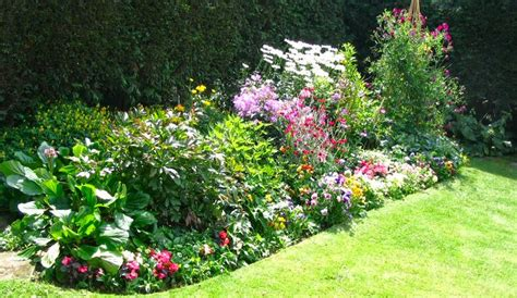 Landscape Design How To Grow A Flower Garden