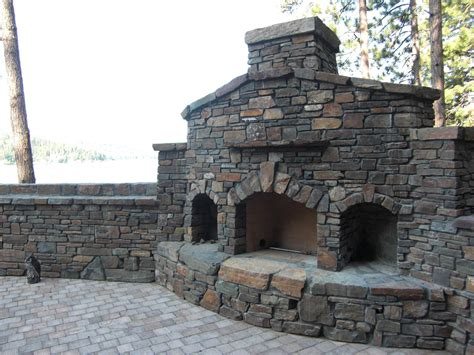 fireplaces materials