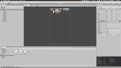 unity vertical layout group order prototyping ui in unity part 4 layout components