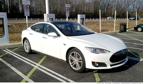 tesla charging stations nyc tesla collects windfall from rival automakers due to zero